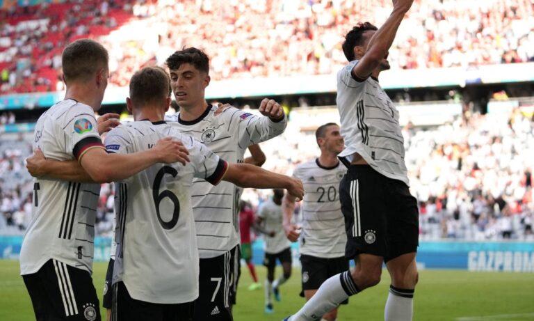 Euro 2020 – Πορτογαλία – Γερμανία 2-4: Αυτό ναι, ήταν ματσάρα! (vid)
