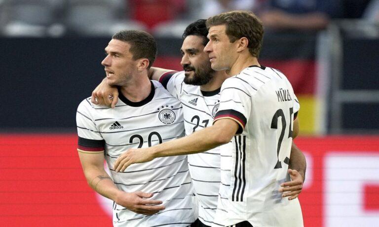 Euro 2020: Σαρωτική η Γερμανία – Έβαλε επτά!