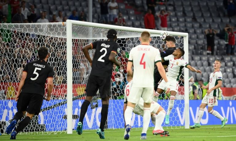 Euro 2020 – Γερμανία – Ουγγαρία 2-2: Τέλος καλό, όλα καλά