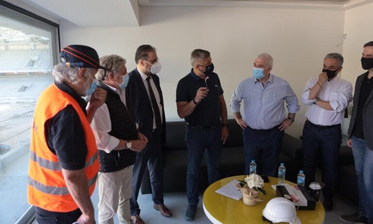 «Αγιά Σοφιά-OPAP Arena»: Αύριο υπογράφεται η προγραμματική σύμβαση Περιφέρειας-Ερασιτεχνικής για τον εξοπλισμό