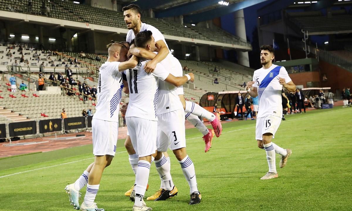 Βέλγιο – Ελλάδα 1-1: Μαχητική και ουσιαστική, δεν «μάσησε» και πήρε αυτό που άξιζε
