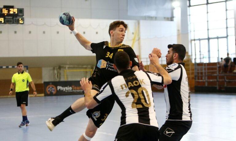 Handball Premier: Αναβολή ανάμεσα σε ΑΕΚ και ΠΑΟΚ λόγω κορονοϊού