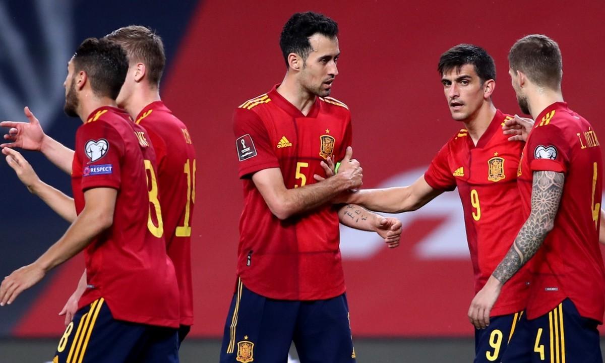 Euro 2020: Ο στρατός εμβολιάζει όλη την Εθνική Ισπανίας!