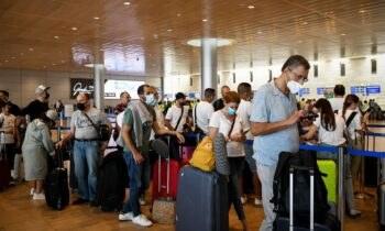 Κορονοϊός: Στην υποχρεωτική χρήσητηςμάσκαςσεεσωτερικούς χώρουςπροχωρά και πάλι τοΙσραήλ από την Κυριακή (27/6).