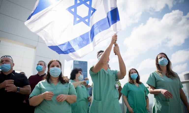 Παραλλαγή Δέλτα – Ισραήλ: Δεύτερη μέρα που τα κρούσματα ειναι πάνω απο 100