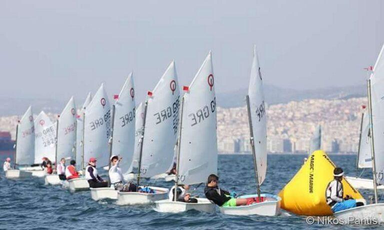 Ιστιοπλοΐα: Ο Ολυμπιακός διοργανώνει την πανελλήνια πρόκριση της εθνικής ομάδας 2021 Οπτιμιστ και Λέιζερ 4,7