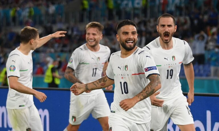 Euro 2020 Τουρκία – Ιταλία 0-3: Τη σκόρπισε στο β' ημίχρονο – Έδειξε τα δόντια της (vids)