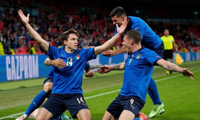 Euro 2020 | Ιταλία – Αυστρία 2-1: Την λύγισε στην παράταση με λυτρωτή τον Κιέζα