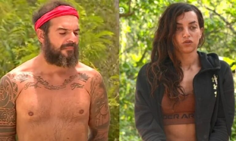 Survivor: Θα έφευγε η Καρολίνα αν δεν αποχωρούσε ο Τριαντάφυλλος; – Τι ισχύει