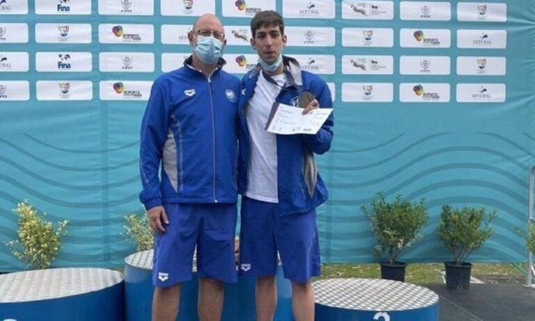 Τόκιο 2020 – Κολύμβηση: Πρόκριση στους Ολυμπιακούς Αγώνες για τον Άλκη Κυνηγάκη