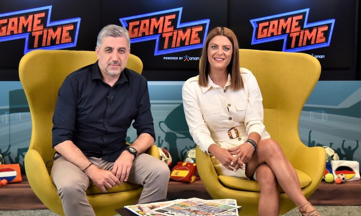 ΟΠΑΠGameTime: Ξεκινά το Ευρωπαϊκό! Ο Κώστας Κωνσταντινίδης μιλά για την πρεμιέρα