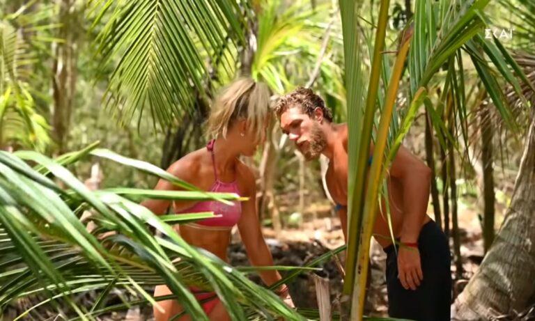 Survivor 1/6: Κόρο και Ελένη κάτι παραπάνω από φίλοι; (vid)