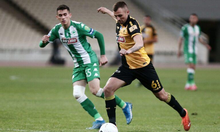ΟΝέναντ Κρίστιτσιτςαποχώρησε από την ΑΕΚ και σήμερα ανακοινώθηκε και επίσημα από τον Ερυθρό Αστέρα.