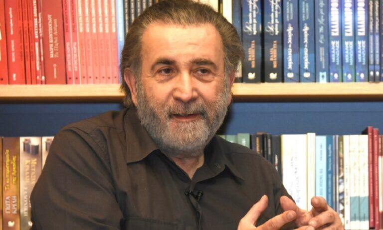 Λάκης Λαζόπουλος: Με ελαφρύ εγκεφαλικό στο νοσοκομείο!