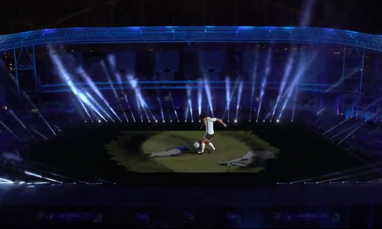 Copa America 2021: Απίστευτο θέαμα – Ο Μαραντόνα… γεννήθηκε ξανά!