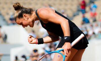 Η μεγάλη επιτυχία της Μαρίας Σάκκαρη την έχει φέρει φαβορί στις στοιχηματικές εταιρείες για να κατακτήσει το φετινό Roland Garros!