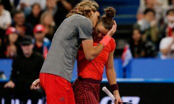 Wimbledon: Από τη Δευτέρα (28/6) ο Στέφανος Τσιτσιπάς και η Μαρία Σάκκαρη, ρίχνονται στον «στίβο» του αγγλικού Grand Slam και υπόσχονται διακρίσεις!