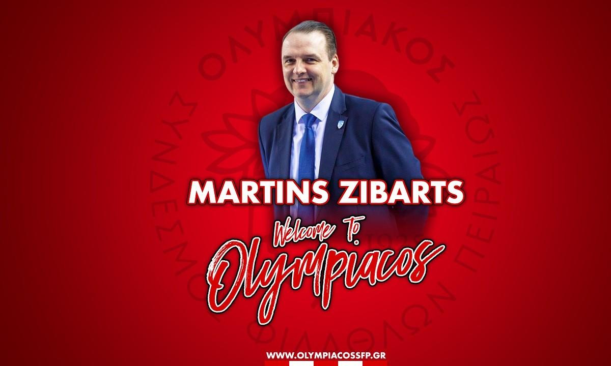 Ολυμπιακός: Τέλος ο Παντελάκης, ανακοινώθηκε ο Ζίμπαρτς