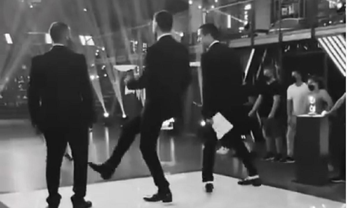 MasterChef Τελικός: Ξεκίνησε το ζέσταμα, Ιωαννίδης Κουτσόπουλος Κοντιζάς κάνουν… ζέσταμα (vid)