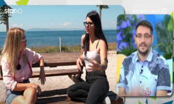 MasterChef: Η Μαρίνα Ντεμολλάι ήταν καλεσμένη στην εκπομπή «Στη Φωλιά των Κου Κου» και, μεταξύ άλλων, μίλησε για τον σύντροφό της.