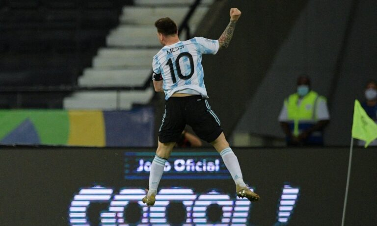 Copa America 2021: Συγκλονιστικός Μέσι πανηγύρισε όπως ο Μαραντόνα