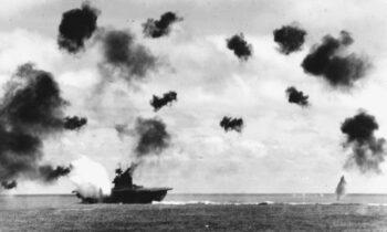 Σαν σήμερα: Η ναυμαχία του Μίντγουεϊ
