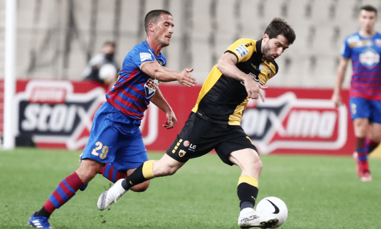 Aντίπαλοι στη Super League 1, συμπαίκτες στην Αργεντινή!