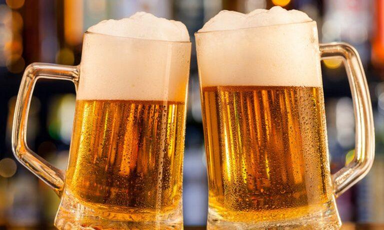 Οι μικρές ζυθοποιίες βιώνουν την απόλυτη κρίση και θέλοντας ή μη κάποιοι σκαρφίζονται πρωτότυπες ιδέες για την μπύρα για να επιβιώσουν.