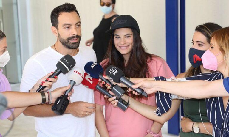 Σάκης Τανιμανίδης – Χριστίνα Μπόμπα: Αυτή ήταν η πιο συγκλονιστική στιγμή στο μαιευτήριο!