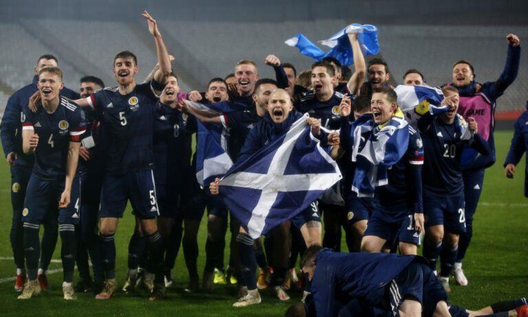 Euro 2020: Μετά τους Κροάτες, ούτε οι Σκωτσέζοι θα γονατίζουν