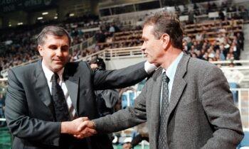 Η 4η Ιουνίου 1999 σήμανε την αρχή του χρυσού βιβλίου που γράφτηκε ανάμεσα στον Ζέλικο Ομπράντοβιτς και τον Παναθηναϊκό και είχε διάρκεια 13 ετών.