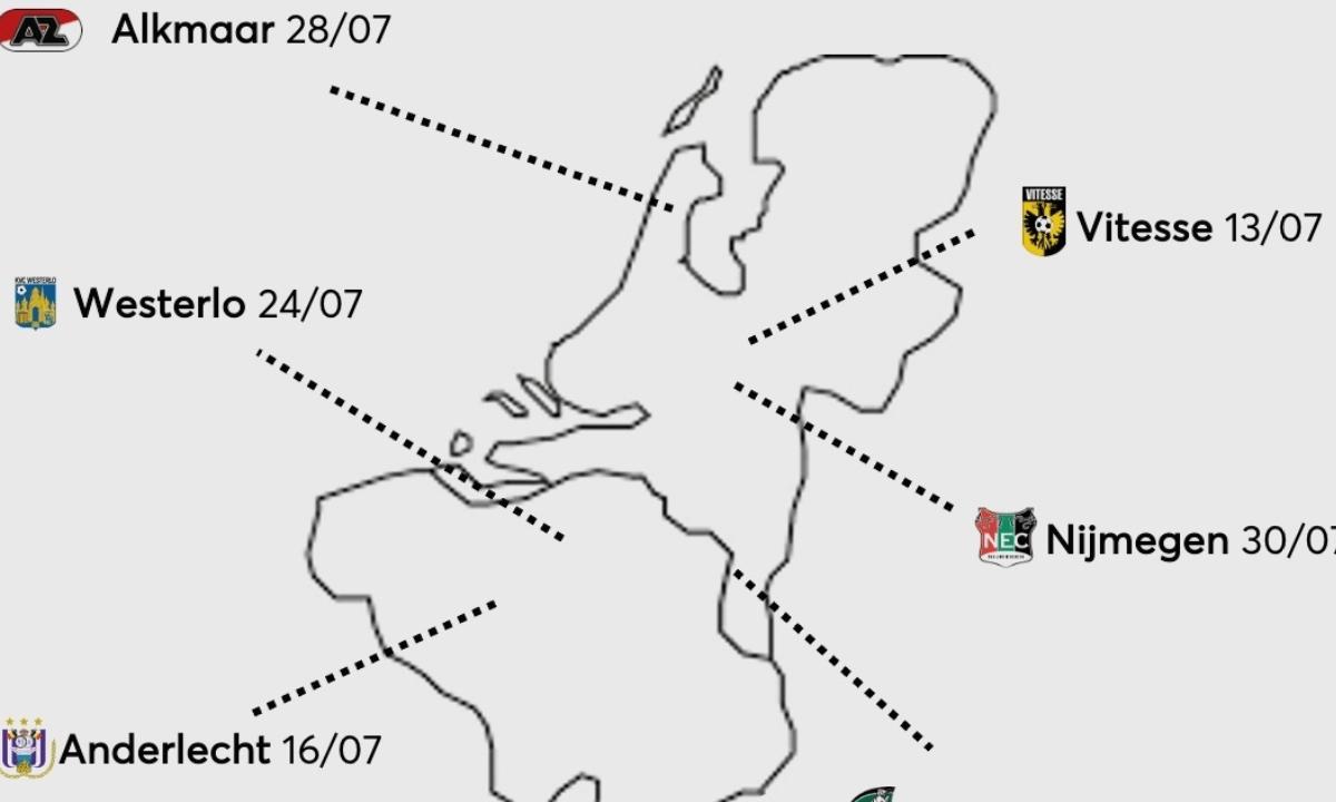 ΟΦΗ: Έξι φιλικά με «δυνατούς» αντιπάλους στην Ολλανδία