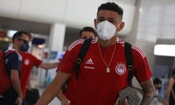 Ο Ολυμπιακός αναχώρησε με προορισμό την Αυστρία και πιο συγκεκριμένα το Στανς για το βασικό στάδιο της προετοιμασίας του ενόψει της νέας σεζόν.