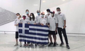 Με 7 αθλητές και αθλήτριες θα εκπροσωπηθεί η ελληνική ιστιοπλοΐα στο ευρωπαϊκό πρωτάθλημα Οπτιμιστπου θα διεξαχθεί στο Καντίθ της Ισπανίας από 20 έως και 27 Ιουνίου.