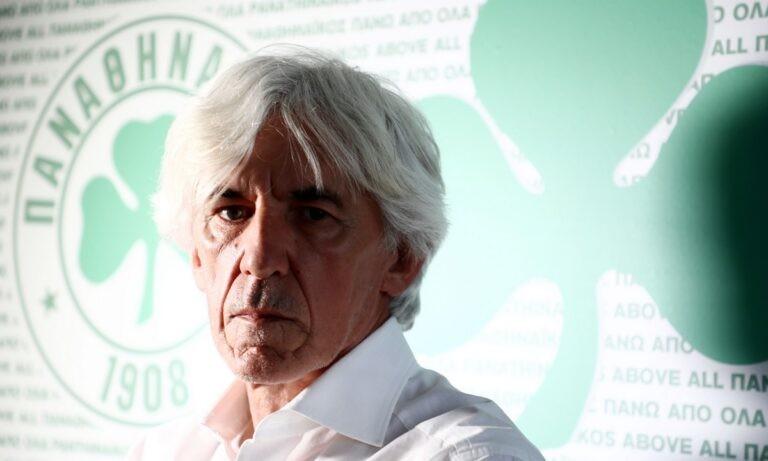 Γιοβάνοβιτς: «Να δημιουργήσουμε τις συνθήκες για να επιστρέψει ο Παναθηναϊκός εκεί που πρέπει να είναι»