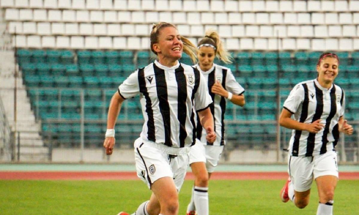 ΠΑΟΚ Γυναίκες: Πρωταθλήτριες για 16η φορά στο ποδόσφαιρο!