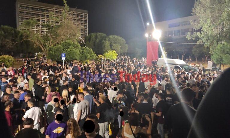 Θεσσαλονίκη: Έκαναν κορονοπάρτι, μέθυσαν και πάτησαν το φίλο τους με μπουλντόζα!