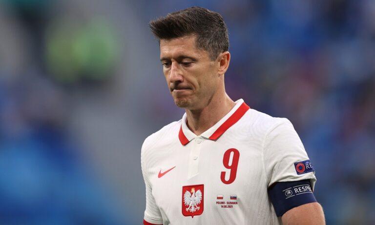 Euro 2020 – Ισπανία – Πολωνία: Aπίστευτη διπλή ευκαιρία με Σβιντέρσκι και Λεβαντόφσκι! (vid)