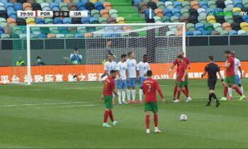 Euro 2020 - Πορτογαλία - Ισραήλ 4-0: Πανέτοιμη με ξέσπασμα!