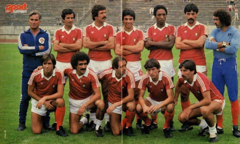 Όσοι είμαστε πάνω από 40 ετών έχουμε συνηθίσει μια άλλη Εθνική Πορτογαλίας. Εμφανισιακά έτσι; Όχι μόνο σε ό,τι αφορά στην ποιότητα.