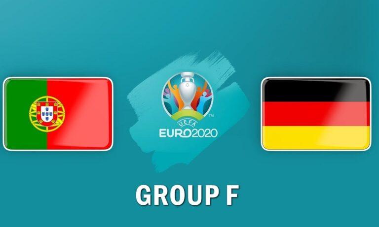 Euro 2020 Πορτογαλία – Γερμανία 2-4 (ΤΕΛΙΚΟ)