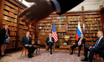 Ο Τζο Μπάιντεν είναι νέος πρόεδρος των ΗΠΑ εδώ και λίγους μήνες και η συνάντηση με τον πρόεδρο της Ρωσίας Βλάντιμιρ Πούτιν ήταν ένα από τα ζητούμενα.