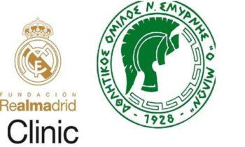 Διαβάστε πώς μπορείτε να πάρετε μέρος στο πρωτοποριακό καμπ του Μίλωνα σε συνεργασία με την Real Madrid. Οι αναλυτικές πληροφορίες και οι αιτήσεις εγγραφής.