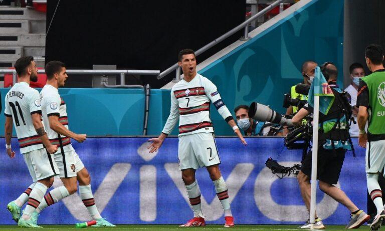 Euro 2020 Ουγγαρία – Πορτογαλία 0-2: Με λυτρωτή τον Γκερέιρο - Έγραψε ιστορία ο Κριστιάνο Ρονάλντο