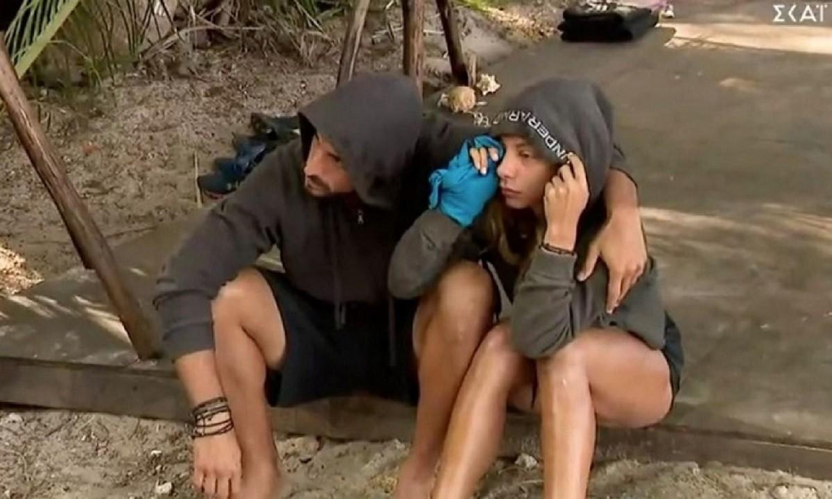 Survivor: Ο Σάκης έστειλε μήνυμα στη μέλλουσα πεθερά του!