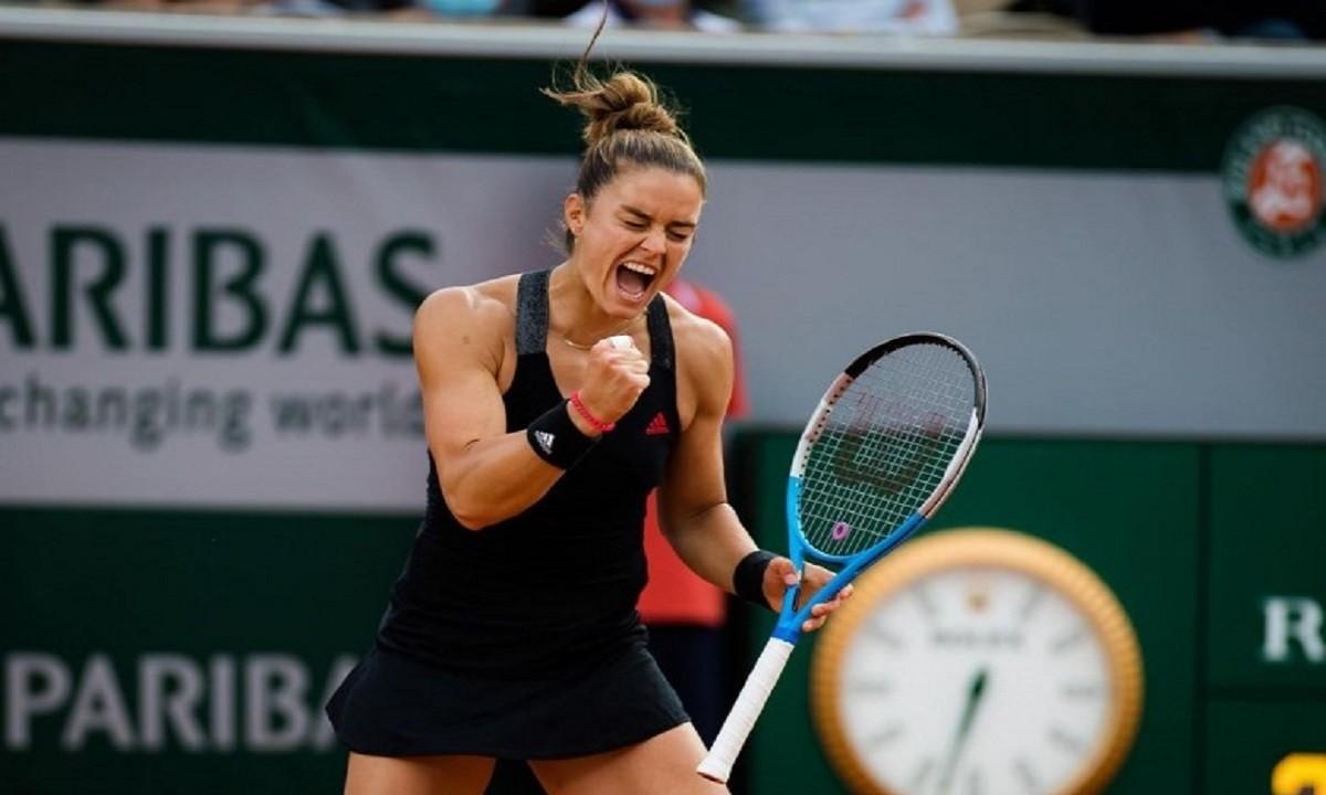 Σάκκαρη – Κρεϊτσίκοβα 1-2: Δεν τα κατάφερε η Μαρία να περάσει στον τελικό του Roland Garros! Μαγική εμφάνιση!