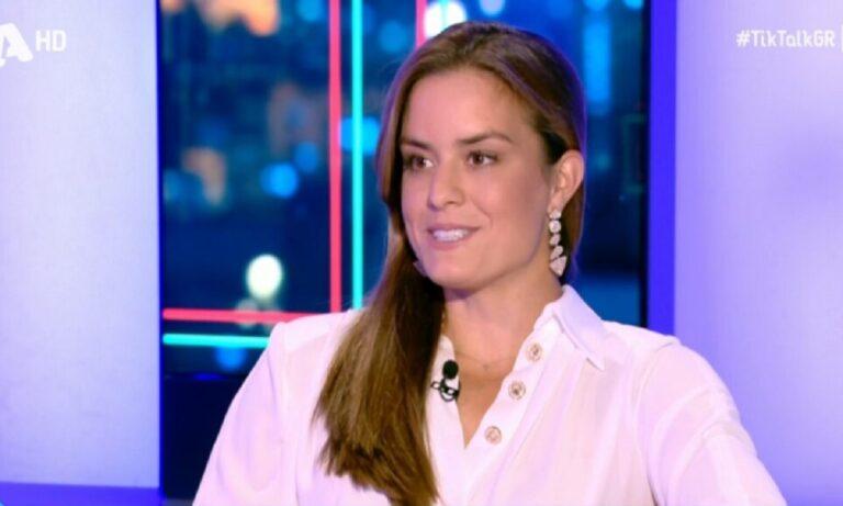 Σάκκαρη για Κωνσταντίνο Μητσοτάκη: «Είναι πάρα πολύ υποστηρικτικός, είμαστε 6 μήνες μαζί»
