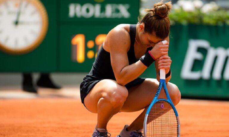 Μαρία Σάκκαρη: Κόντρα στην Κρεϊτσίκοβα για τον τελικό του Roland Garros (vid)