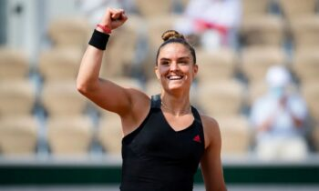 Η Μαρία Σάκκαρη τα πήγε τόσο καλά στο Roland Garros που αναγκάστηκε να αλλάξει το πρόγραμμα της για λόγους ξεκούρασης και αποφόρτισης.