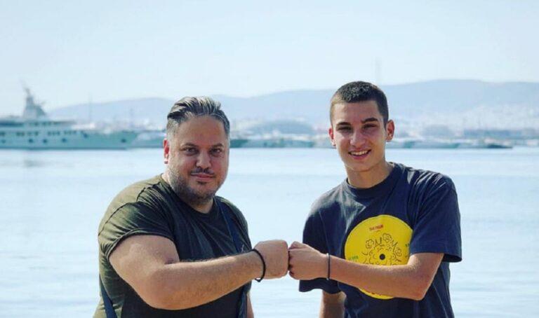 Σαράντης στο Sportime: «Δύσκολο να φεύγεις από την Ελλάδα, αλλά για το όνειρό σου θυσιάζεις τα πάντα»